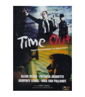 TIME OUT - DVD - BRUGT