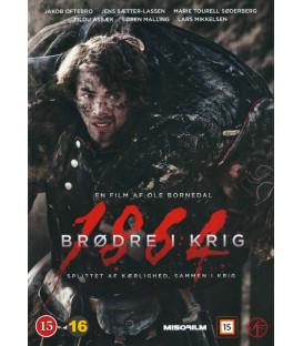 1864: Brødre i Krig (Spillefilmsversion) - DVD - BRUGT