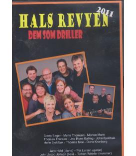 Hals Revyen 2011 - DVD - BRUGT