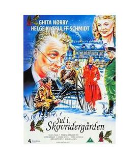 Jul i Skovridergården - DVD - NY