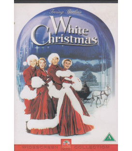 White Christmas - DVD - BRUGT