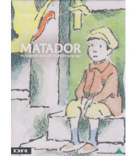Matador Box - Hele Serien - 12 DVD - BRUGT