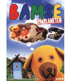 Bamse på Planeten: Alle 8 afsnit - 2 DVD