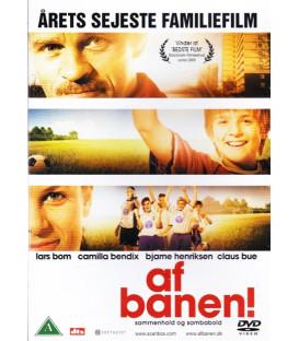 Af banen! (Lars Bom) - DVD - NY