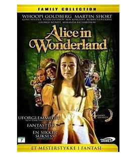 Alice in Wonderland - DVD - BRUGT