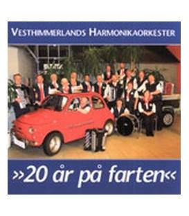 Vesthimmerlands Harmonika orkester 20 år på farten