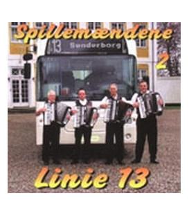 Linie 13 vol. 2 Spillemændene