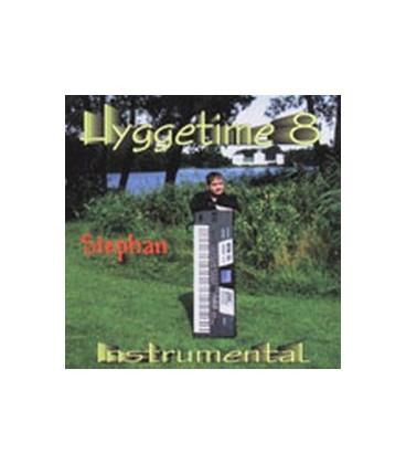 Stephan Hyggetime 8 - Instrumental - CD - NY