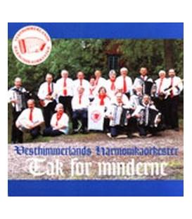 Vesthimmerlands Harmonika orkester Tak for minderne