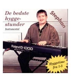Stephan De bedste hyggestunder 1-2-3 Instrumental