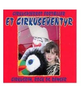 Cirkuspjerrot fortæller, cirkusrim, rock og remser
