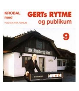 Gerts Rytme og publikum vol. 9