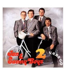 Jan & Sunny Boys 2 værs´go - CD - NY