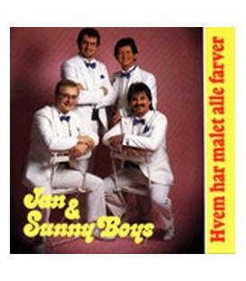 Jan & Sunny Boys 1 Hvem har malet alle farver