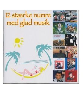 12 stærke numre med glad musik - CD