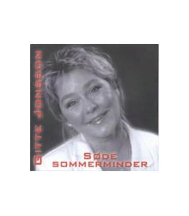 Gitte Jonsson - Søde Sommerminder - CD - NY