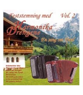 Harmonika Drengene Feststemning med.. Vol 2 Instrumental
