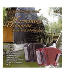 Harmonika Drengene Feststemning med.. Vol 1 Instrumental