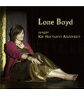 Lone Boyd - synger Kai Normann Andersen - CD - NY