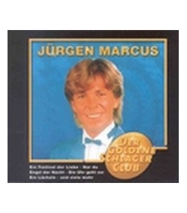 Jürgen Marcus Der Goldene Schlager Club