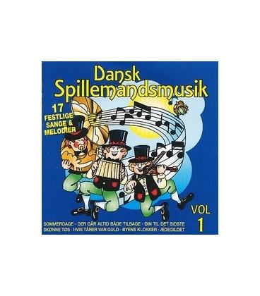 Dansk Spillemandsmusik vol. 1