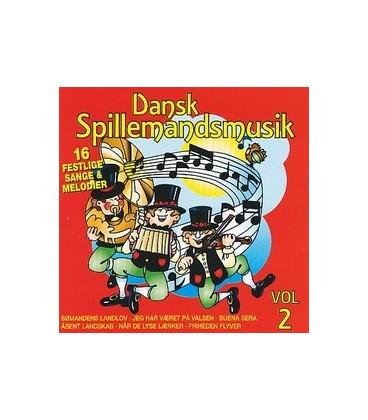 Dansk Spillemandsmusik vol. 2