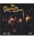 De Gyldne Løver 40 år - 2 - CD - NY