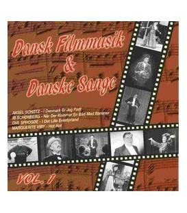 Dansk Filmmusik & Danske Sange vol. 1