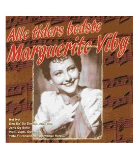 Alle tiders bedste Marguerite Viby - CD - BRUGT