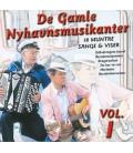 De gamle Nyhavns musikanter vol. 1