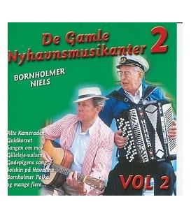 De gamle Nyhavns musikanter 2 vol. 2