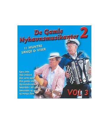 De gamle Nyhavns musikanter 2 vol. 3