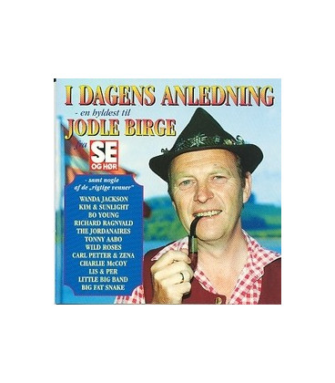 I dagens anledning - en hyldest til Jodle Birge Musik CD