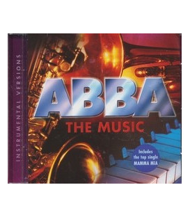 Abba The music - CD - NY