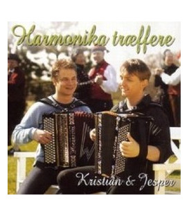 Kristian & Jesper Harmonika Træffere