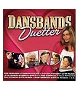 Dansbands Duetter - CD - NY