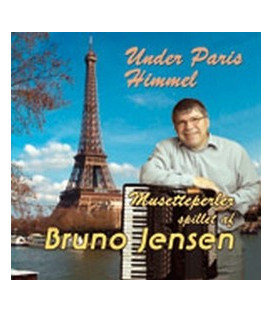 Bruno Jensen Under Paris himmel - CD - NY
