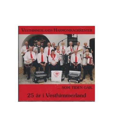Vesthimmerlands Harmonika orkester ... som tiden går