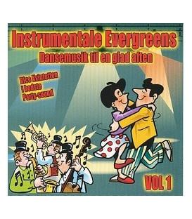 Evergreens vol. 1 Rico Kvintetten - instrumental - CD - NY