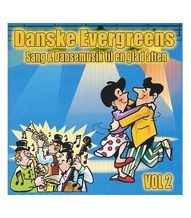 Evergreens vol. 2 Sang & dansemusik til en glad aften