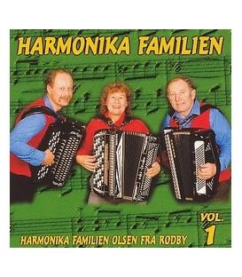 Harmonika Familien vol. 1 Instrumental