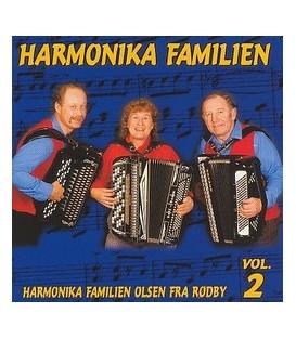 Harmonika Familien vol. 2 Instrumental