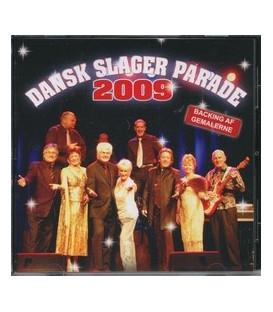 Dansk Slager Parade 2009 - CD - NY