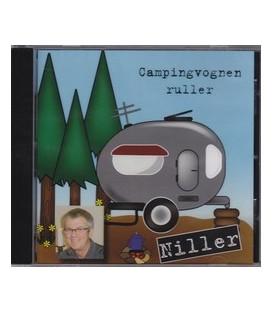 Niller Campingvognen ruller - CD - NY