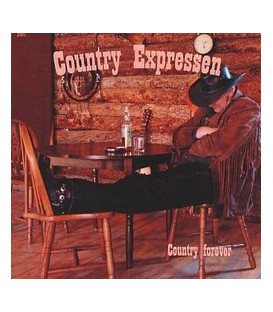 Country Expressen Country forever - CD - NY