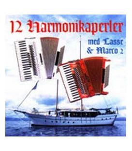 12 harmonikaperler med Lasse & Marco vol. 2