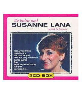 Susanne Lana De bedste med... 3 CD TILBUD