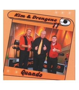 Kim & Drengene 11 Quando - CD - NY