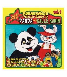 Børnesange festligt sunget af Panda og Kalle Kanin vol. 1 Stella