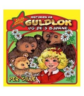 Historien om Guldlok og de 3 bjørne Stella